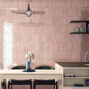 pink backsplash tiles tiles for sale ebay