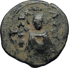 Islamic Arab Byzantine UMAYYAD Caliphate 670AD Authentic Ancient Coin  i67245