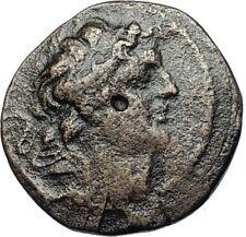 ALEXANDER I BALAS 150BC SELEUKID Apameia Authentic Ancient Greeek Coin i68070