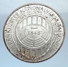 1973 GERMANY Proof Silver 5 Mark German Coin FRANFURT PARLIAMENT BUILDING i71933