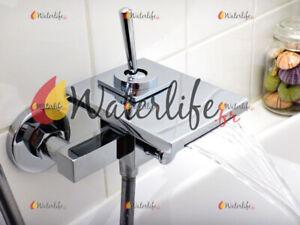 robinet baignoire cascade ebay
