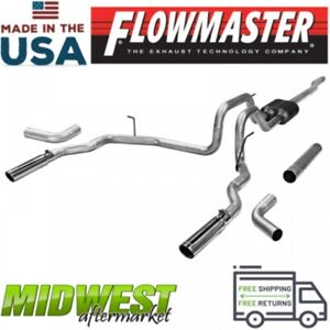 flowmaster exhaust systems for ford f