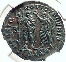 VETRANIO inname of CONSTANTIUS II HOC SIGNO VICTOR ERIS Roman Coin NGC MS i69316