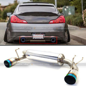 exhaust systems for 2005 infiniti g35