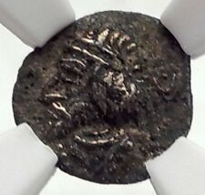 Ardaxsir III King of Persis Ancient Silver Greek Type Coin MITHRAS NGC i72655