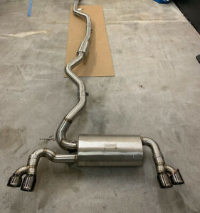 genuine oem exhaust systems for bmw