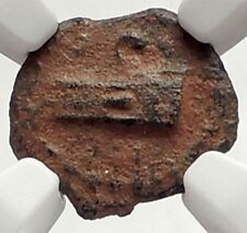 HEROD ARCHELAUS GREAT's son Biblical JERUSALEM Jewish Ancient Greek Coin i70898