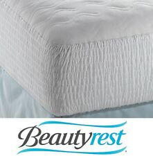 Beautyrest Polyester Cotton Top Mattress Pad King Size Protector Cover Bed Sleep