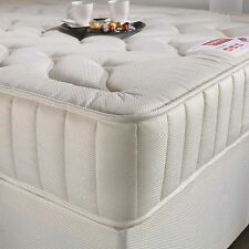 4ft Small Double Open Coil Orthopaedic Mattress In Damask 3