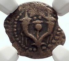 ALEXANDER JANNAEUS Biblical Jerusalem Widow's Mite Greek Bible Coin NGC i70596
