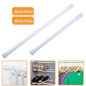 plastic modern curtain rods hardware