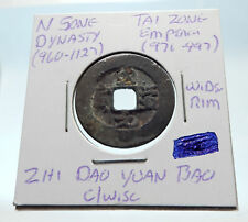 976AD CHINESE Northern Song Dynasty Antique TAI ZONG Cash Coin of CHINA i75370