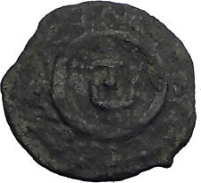 ALEXANDER JANNAEUS Biblical Jerusalem Jesus Widow's Mite Greek Bible Coin i62582