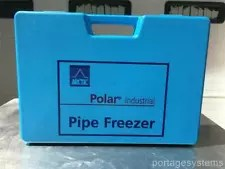 "Wheeler-Rex Arctic Polar Pipe Freezing Kit for 3/8"" - 2-3/8"" OD Pipe"