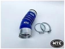 MTC MOTORSPORT BMW 335D E90 E91 E92 E93 3 SILICONE INTERCOOLER BOOST HOSE BLUE