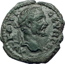 SEPTIMIUS SEVERUS 193AD Philippopolis DIONYSUS Bacchus Ancient Roman Coin i73279