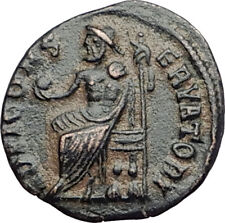 310AD Anonymous Ancient PAGAN Roman Coin GREAT PERSECUTION of CHRISTIANS i64524