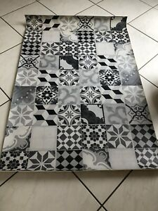 tapis carreau de ciment ebay
