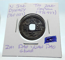 976AD CHINESE Northern Song Dynasty Antique TAI ZONG Cash Coin of CHINA i75369