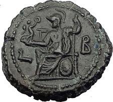 NUMERIAN 283AD Alexandria Egypt Tetradrachm ROMA Ancient Roman Coin Rare i63321