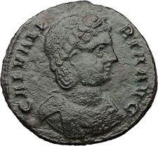 Galeria Valeria  308AD Ancient Roman Coin VENUS Sexual love Cult   i31359