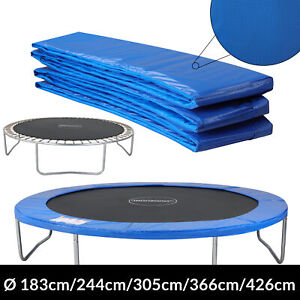 coussin protection trampoline ebay