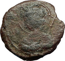CRUSADERS of Antioch Tancred Ancient 1101AD Byzantine Time Coin St Peter i69666