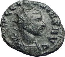 CLAUDIUS II Gothicus 268AD Authentic Ancient Roman Coin Providentia   i73495