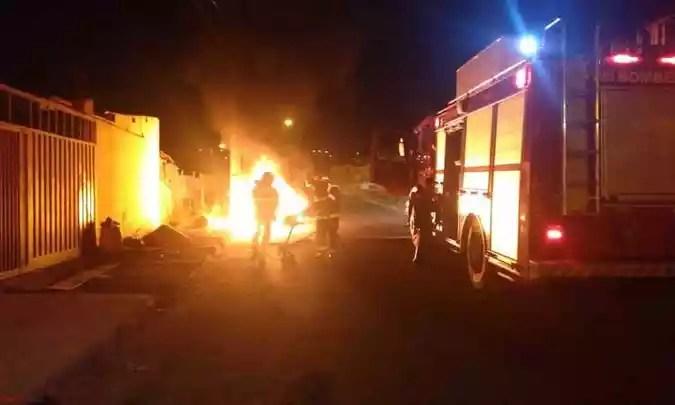 Em Araxá, ataques foram classificados em veículos menores (foto: William Tardelli / Divulgação)