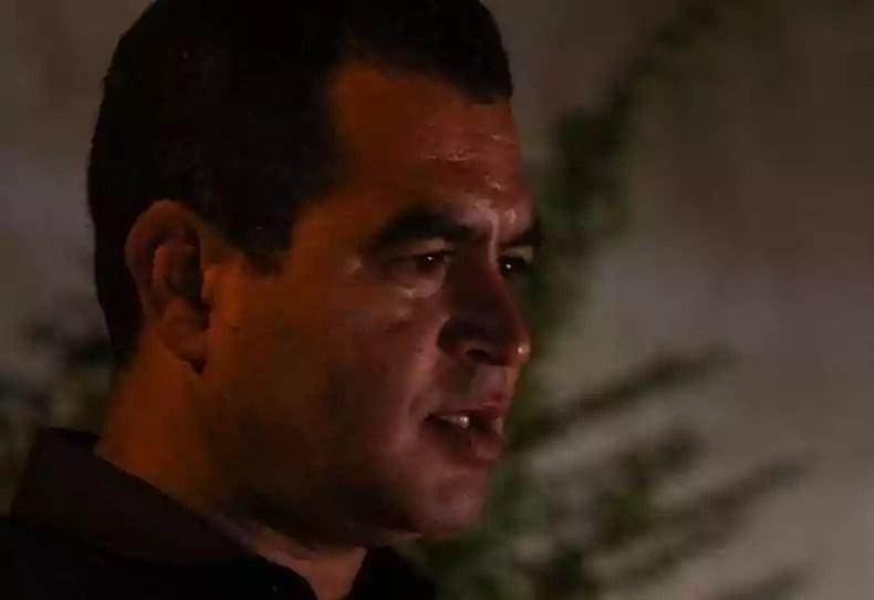 Renato de Souza, sobrinho da vítima, diz não acreditar no que aconteceu(foto: Barbara Cabral/Esp. CB/D.A Press)