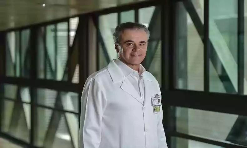 The mastologist Henrique Moraes Domingo Salvador