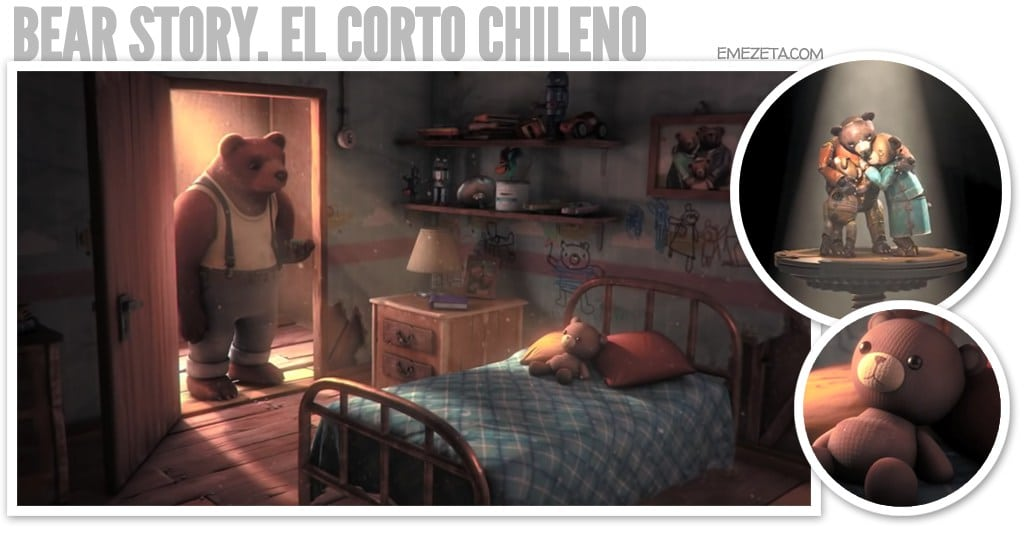 Bear Story, el corto chileno no emitido con Zootopía