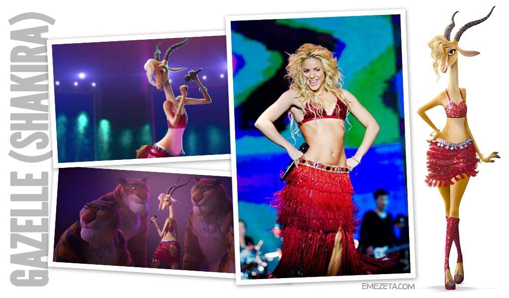 Gazelle (Shakira)