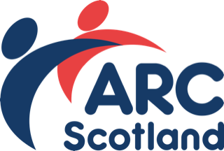 ARC Scotland logo