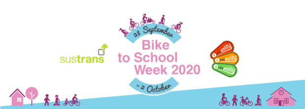 Bike to School Week 2019 23-27 Sept
