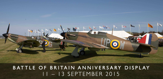 Battle of Britain 75th Anniversary