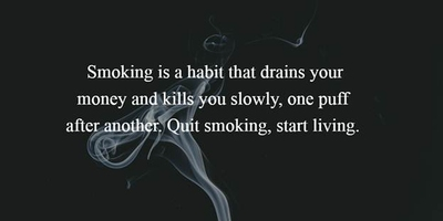 25 Quit Smoking Quotes To Give You A Reason Enkiquotes
