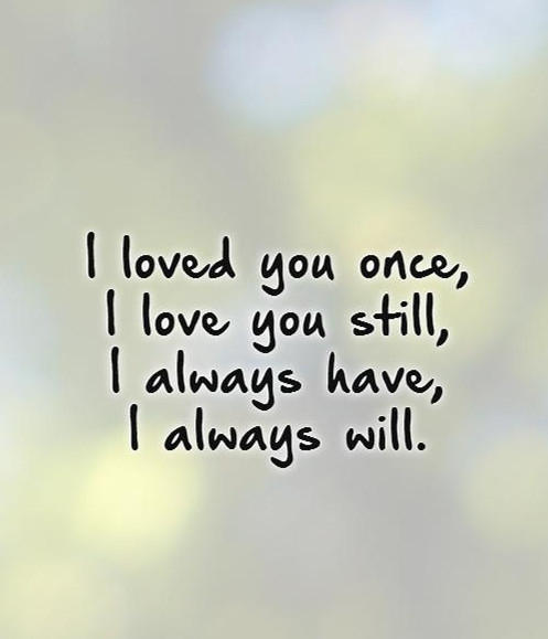 25 Most Romantic I Will Always Love You Quotes   EnkiQuotes Simple but romantic