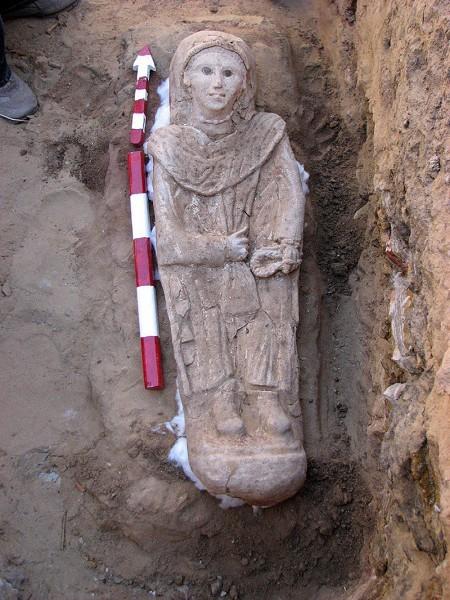 埃及發現奇特古羅馬木乃伊 雙眼鑲寶石 | 考古 | 大紀元