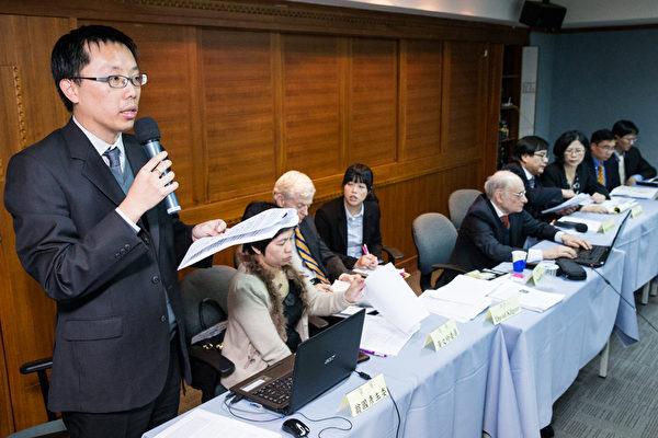 《國家掠奪器官》作者來臺 律師公會發表聲明反對中共強摘   強摘器官   活摘器官   衛生署   大紀元