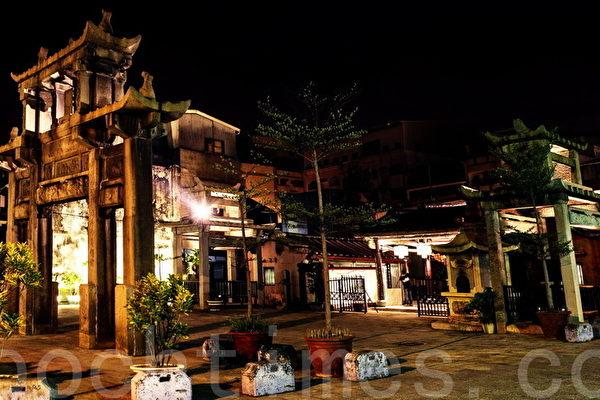 光環境照古蹟 臺南夜色更美   大紀元