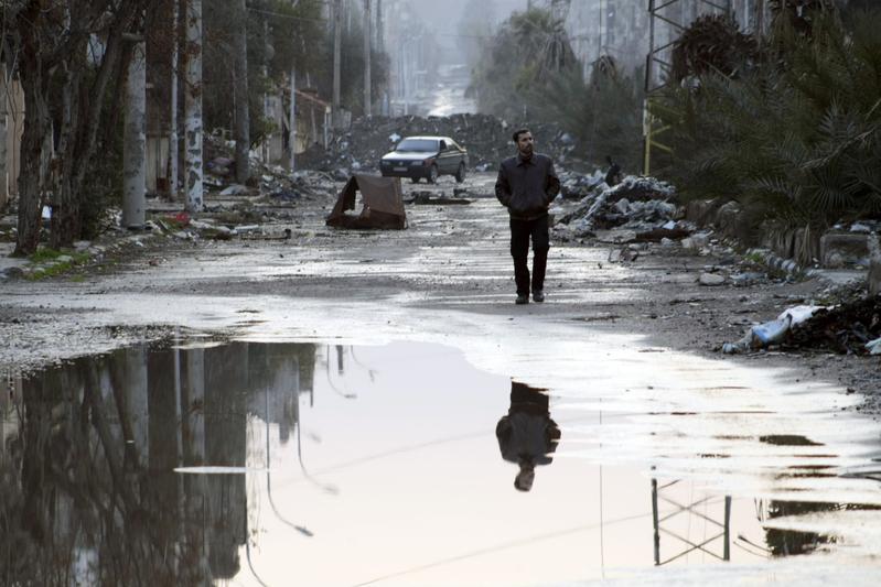 敘利亞第二輪和談失敗告終 3年內戰死14萬人 | 反抗軍 | 大紀元