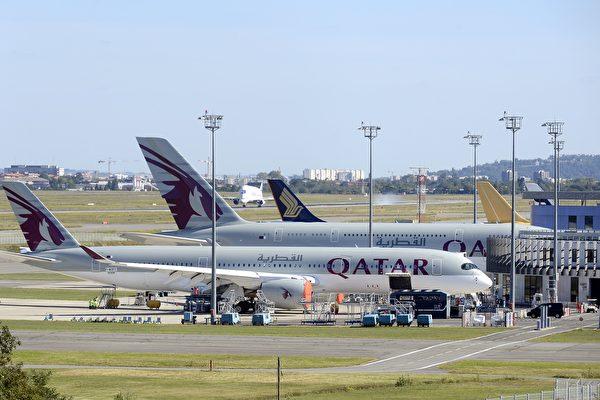 最後一英里無解 A380卡在全球最繁忙機場 | 亞特蘭大機場 | 卡塔爾航空 | 大紀元