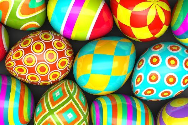英國復活節彩蛋推薦 好吃才重要!   大紀元