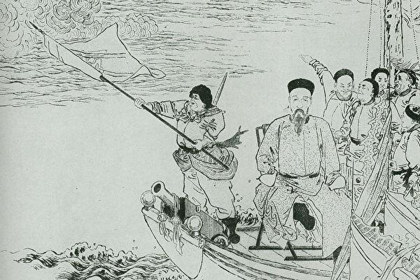 懲治不法官吏 百姓盼著他到來:清朝名臣彭玉麟 | 水師 | 名將 | 大紀元