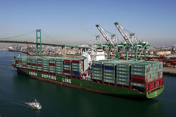 中國8月份出口超預期下行 進口仍舊疲軟