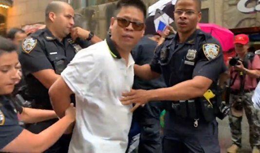 程曉容:親共分子紐約暴力攻擊 說明什麼?