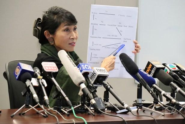 港議員曝內部文件 8.31事件疑點重重