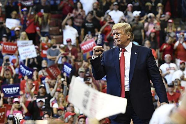 川普佛州演講 強調經濟亮點 反擊彈劾案
