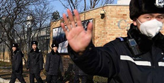 反对中共的任意拘留:美国和英国外交大臣回应58个国家的声明| 人质外交| 任意拘留| 布林肯
